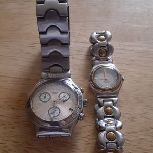 Swatch Accessories - Men and womens Swatch watches.